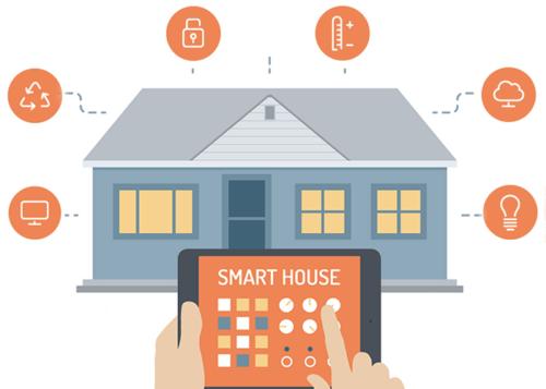 Domotica en automatisatie woning smart home