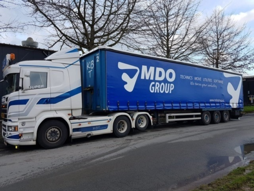 Truck MDO GROUP
